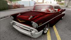 Chevrolet Bel Air 1957 Low для GTA San Andreas