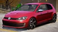 VW Golf R DTD Edition для GTA 4