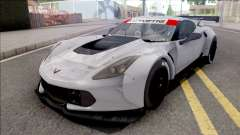 Chevrolet Corvette C7R 2014 Paint Job Preset 2