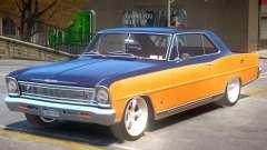 1966 Chevrolet Nova PJ1 для GTA 4