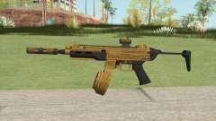 SMG Two Upgrades V5 (Luxury Finish) GTA V для GTA San Andreas