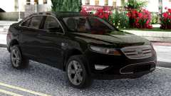Ford Taurus SHO 2010 Black Original для GTA San Andreas