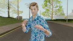 Ethan Winters (Batik Style) V2 для GTA San Andreas