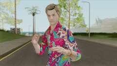 Ethan Winters (Batik Style) V4 для GTA San Andreas