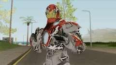 Iron Man 2 (Ultimate) V2 для GTA San Andreas
