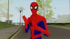 Spider-Man (Peter Parker ITSV) для GTA San Andreas