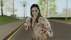 Zombie V14 для GTA San Andreas