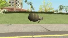 Grenade From GTA V для GTA San Andreas