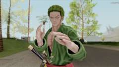 Zoro Roronoa для GTA San Andreas