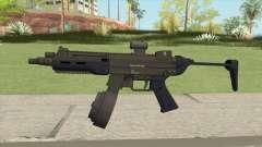Hawk And Little SMG (Two Upgrades V2) GTA V для GTA San Andreas
