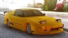 Nissan 240SX Много тюнинга для GTA San Andreas