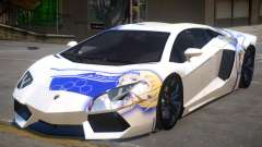 Lamborghini Aventador L3 для GTA 4