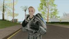 Sarah Lyons (Fallout 3) для GTA San Andreas