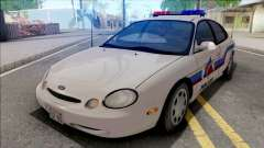 Ford Taurus 1996 Hometown Police для GTA San Andreas