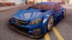 Mercedes-Benz C63 AMG 2017 Touring Car для GTA San Andreas