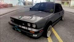 BMW 3-er E30 KSKN GARAGE для GTA San Andreas