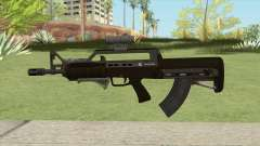 Bullpup Rifle (Three Upgrades V1) GTA V для GTA San Andreas