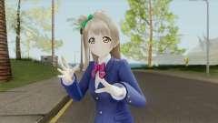 Kotori Minami (Love Live) Project Japan для GTA San Andreas