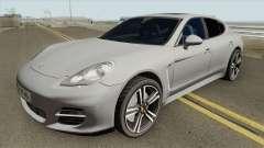 Porsche Panamera Turbo HQ для GTA San Andreas