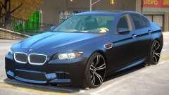 BMW M5 F10 V1.2 для GTA 4