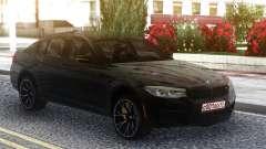 BMW M5 F90 Competition Black Series для GTA San Andreas