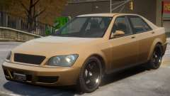 Karin Sultan Trunk fix для GTA 4