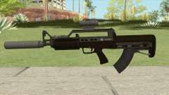 Bullpup Rifle (Three Upgrades V5) GTA V для GTA San Andreas