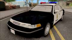 Ford Crown Victoria 1997 Hometown Police для GTA San Andreas