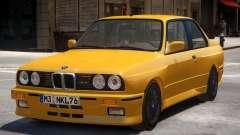 BMW M3 E30 v2.1 для GTA 4