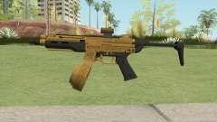 SMG Two Upgrades V2 (Luxury Finish) GTA V для GTA San Andreas