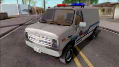 Chevrolet G20 1988 Hometown Police для GTA San Andreas