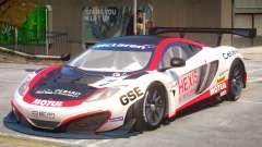 McLaren MP4 PJ3 для GTA 4
