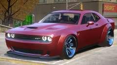 Dodge Challenger V2 для GTA 4