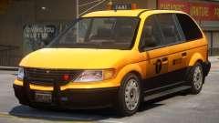 Cabbie NYC Style для GTA 4