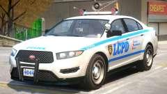 Vapid Interceptor Police V2 для GTA 4