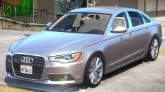 Audi A6 V2 для GTA 4