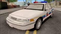 Ford Crown Victoria 1995 Hometown Police для GTA San Andreas