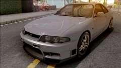 Nissan Skyline GT-R R33 V-Spec 1997 для GTA San Andreas