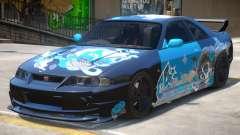 Nissan Skyline GTR PJ4 для GTA 4