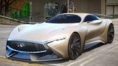 2014 Infiniti Concept V1.1 для GTA 4