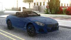 BMW Z4 G29 2019 для GTA San Andreas
