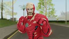 Iron Man No Mask V1 (Marvel Ultimate Alliance 3) для GTA San Andreas