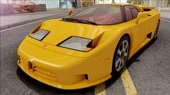 Bugatti EB110 SS (US-Spec) 1992 IVF