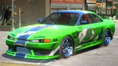 Nissan Silvia PJ3 для GTA 4