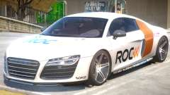 Audi R8 PJ2 для GTA 4