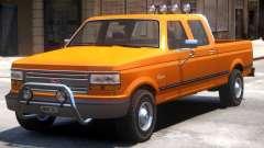 Vapid Sadler Crew Cab для GTA 4