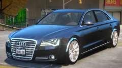 Audi A8 FSI для GTA 4