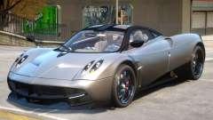 Pagani Huayra V2 для GTA 4