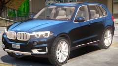 BMW X5 V2 для GTA 4