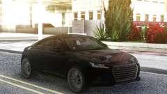 Audi TTS 2015 Black Edition для GTA San Andreas